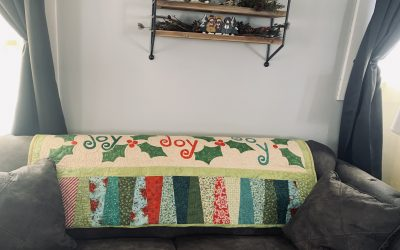 Quilts and a Cozy Home