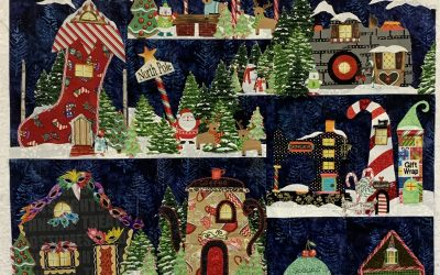 Nostalgia and a Christmas Quilt