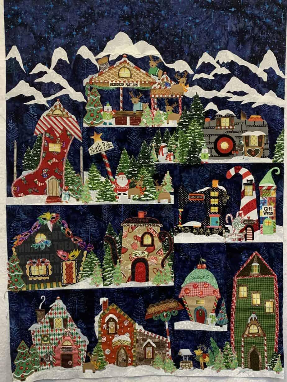 Nostalgia and a Christmas Quilt