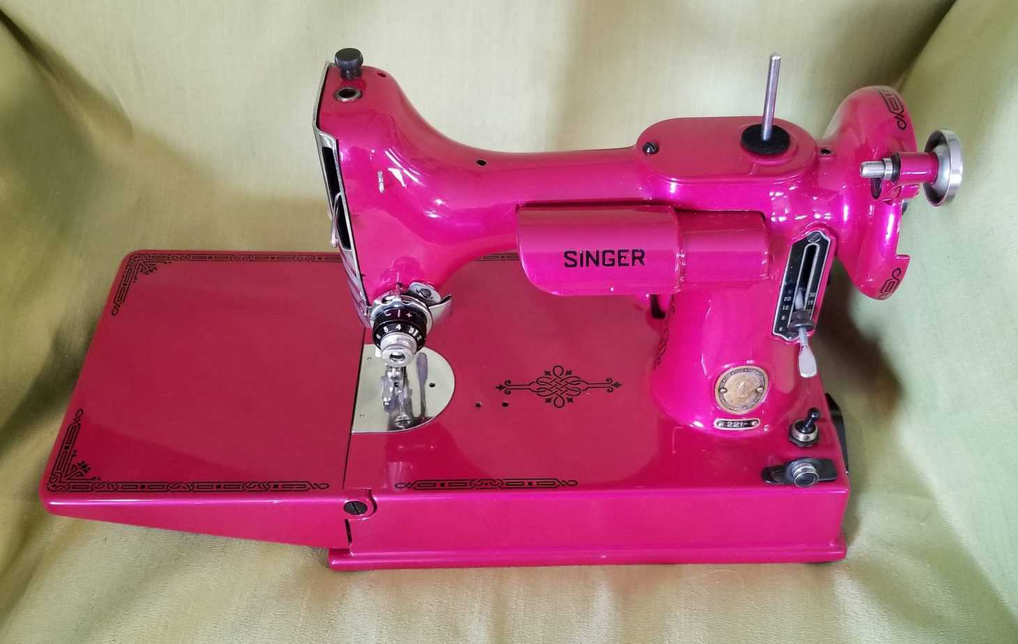 New to You…Old Sewing Machines